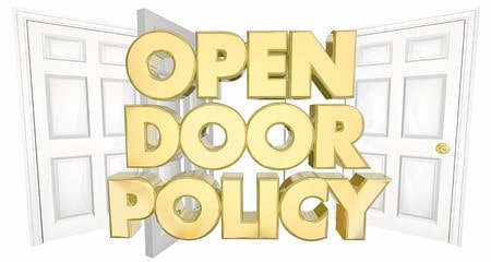 Knoxville IT Support Business Advice: Implement an Open Door Policy and Tap Into Your Employees' Potential!