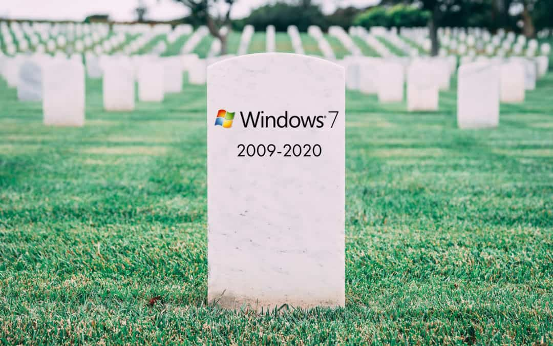 Are you still operating on Windows 7?