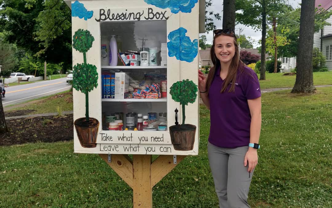Have you heard of the Blessing Box?